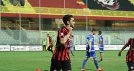 Padovan decisivo, il Foggia supera l'Andria per 2-1