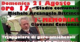 """Domenica il """"Memorial Centonze"""" con Miglionico, Altamura e Spinazzola"""