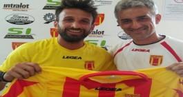 L'esperto centrocampista Della Ventura firma per la Pol.Santa Maria