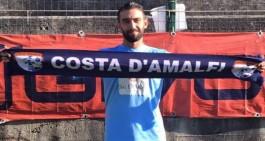 Costa d'Amalfi: dall'Eccellenza arriva il difensore Concilio