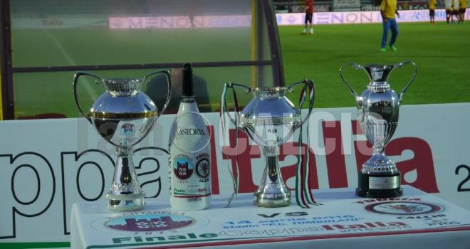 Coppa Italia Serie C: date e orari secondo turno