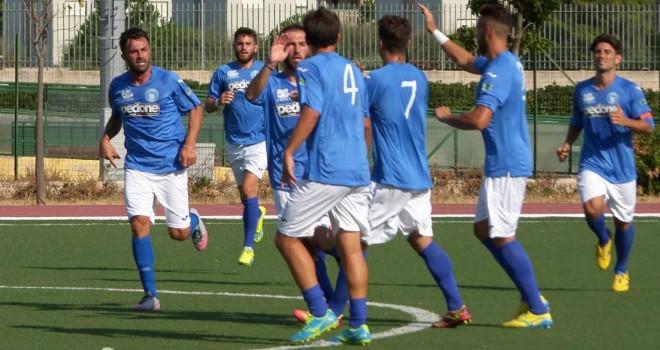 """Avetrana-U.C.Bisceglie 0-3. Gli ospiti espugnano il """"Mazzola"""""""