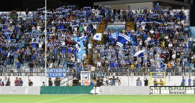 Serie C LIVE, Matera-Lecce del 21 ottobre in diretta