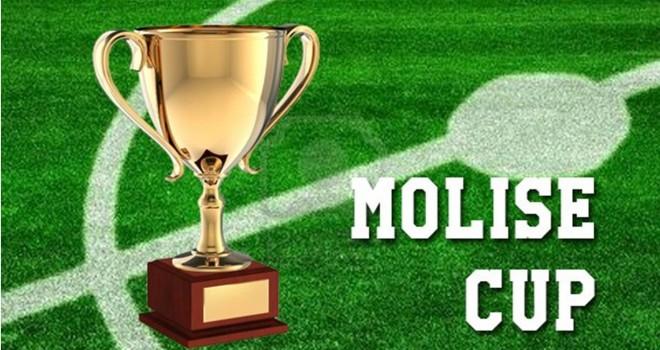 Molise Cup: fermati 13 calciatori. In 5 salteranno l'andata dei quarti