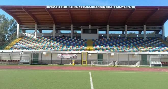 Sarnese-Turris: posticipato il fischio d'inizio della gara