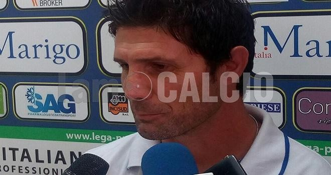 CLAMOROSO - Juve Stabia, il tecnico Fontana sollevato dall'incarico