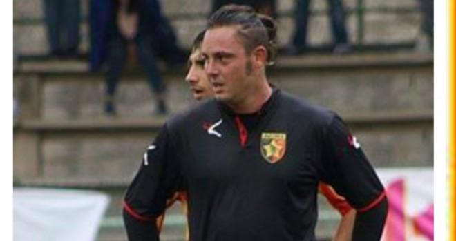 Il bomber Ruggiero De Lorenzo