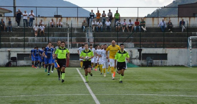 Promozione: il punto sulla terza giornata del girone D