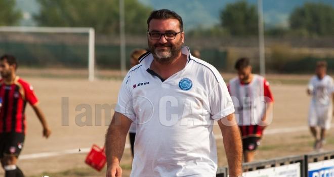Pasquale Ferraro è il nuovo allenatore del Cervinara