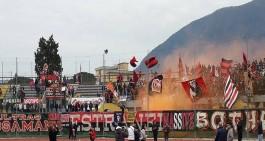 Gelbison-Nocerina: 400 biglietti per i tifosi rossoneri