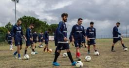 San Giorgio. Quattro gol in amichevole al Montefusco, Iarrobino show