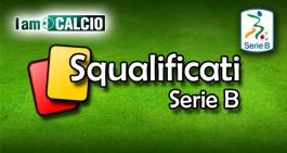 Serie B, 14° giornata: sette gli squalificati e le società multate