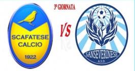 La Sanseverinese batte la Scafatese: rimonta da brividi nel finale