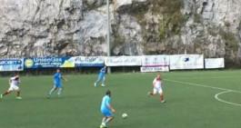 Criscuoli gol: il Costa d'Amalfi supera il Buccino