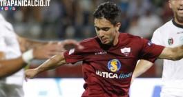 Benevento-Trapani 1-3: giallorossi nel tunnel, Coronado cecchino