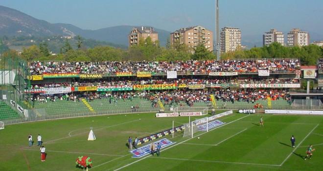 Le Fere tornano alla vittoria, Ternana-Novara 4-3