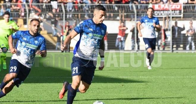 I Re dei Bomber Lega Pro gir. C: Caturano in gol, Armellino a 4