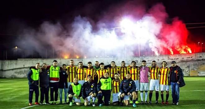 La Real Rovigliano batte 2-1 all'esordio il Victor Marra