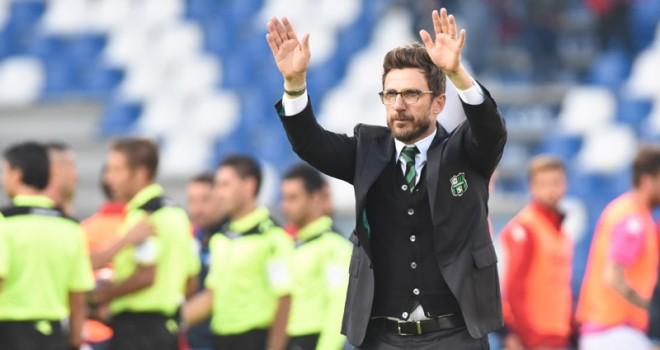 Sassuolo-Napoli 2-2, le interviste post partita