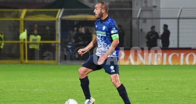 Asta Iannini: mezza Serie C sul centrocampista, ma il Cerignola...