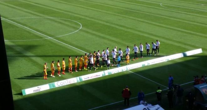 Benevento-Spezia (1-0): highlights e gol della partita (Serie B 2016-2017 12^ giornata)