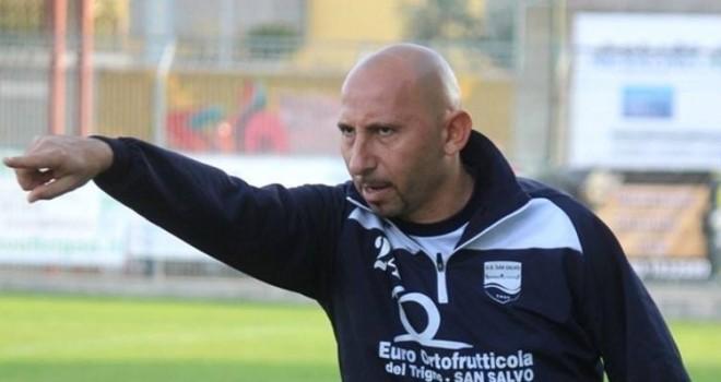 UFFICIALE - Manfredonia, Danilo Rufini è il nuovo allenatore