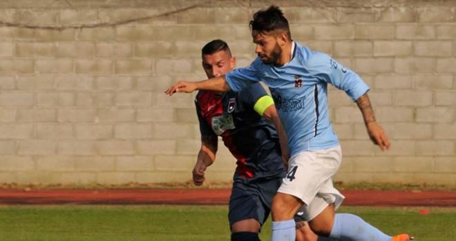 Coppa Italia - Chieri eliminato ai rigori dalla Sanremese