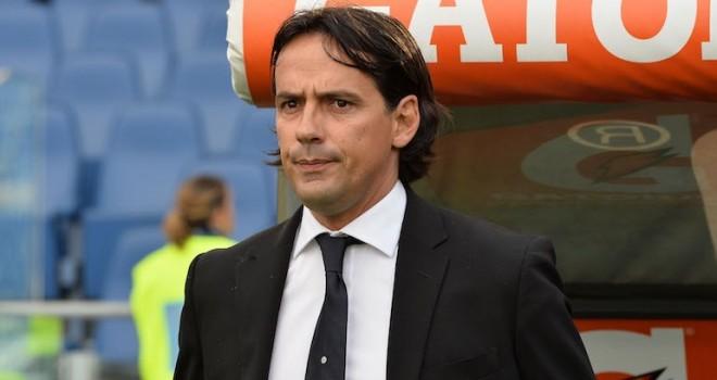 Inzaghi, tecnico della Lazio