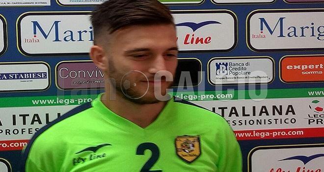 UFFICIALE - Juve Stabia, rescinde l'ala Marco Rosafio