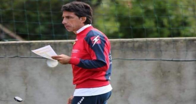 """RUS Vico-Sorrento 0-1, Guarracino: """"Non era semplice, c'è da lavorare"""""""