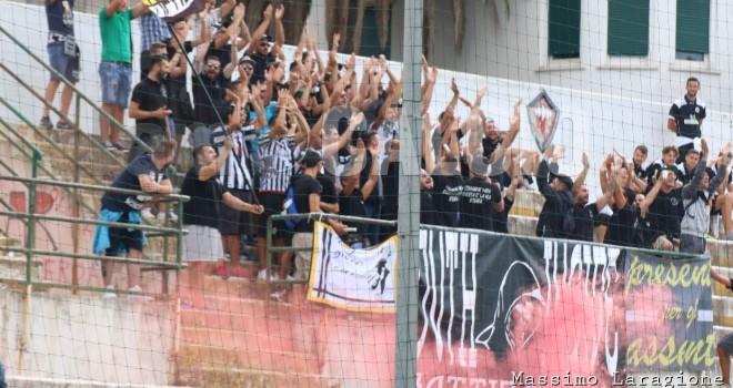 Battipagliese senza tifosi con la Virtus Avellino: trasferta vietata