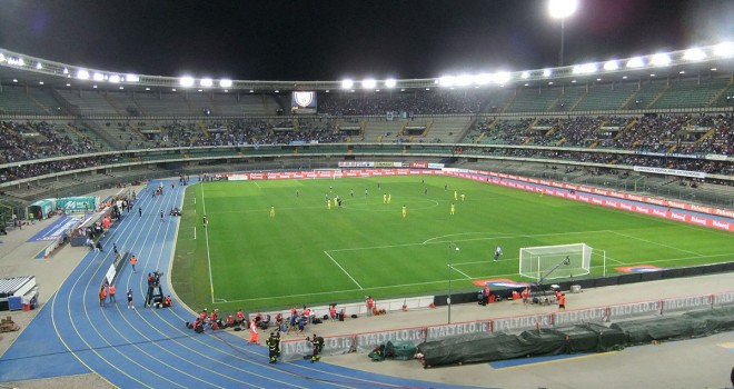 Stadio Chievo Verona