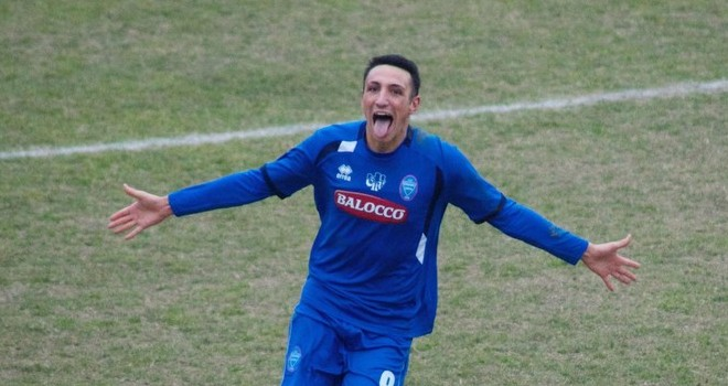 Ufficiale, Vincenzo Alfiero è un nuovo attaccante del Borgaro