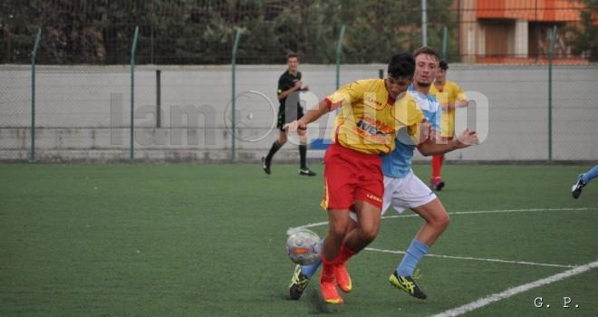 Alessio Nusco in azione