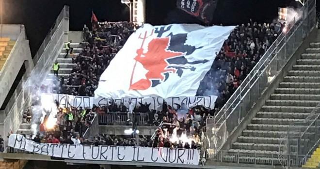 Lecce - Foggia, tante emozioni ma senza gol: il derby finisce 0-0