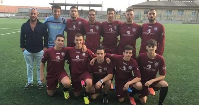 Juniores: l'Atletico Faiano batte la Giffonese