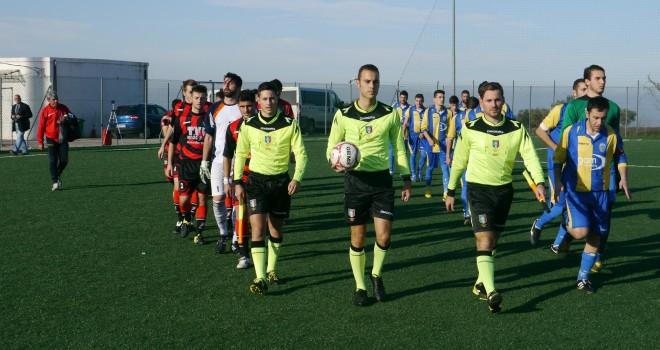 Serie D - Girone F: gli arbitri della 24a giornata