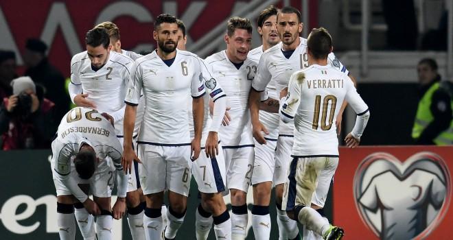 L'Italia cade e si rialza: in Macedonia arrivano tre punti sofferti