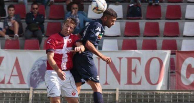 """Rivoli, con l'Alfieri Asti è solo 1-1. Caricato: """"Risultato bugiardo"""""""