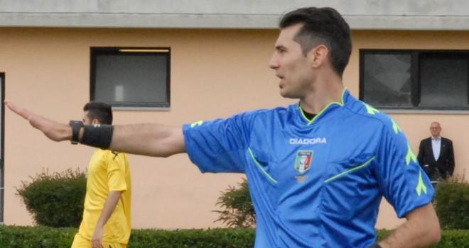 Serie D, girone F: le designazioni arbitrali della 9a giornata