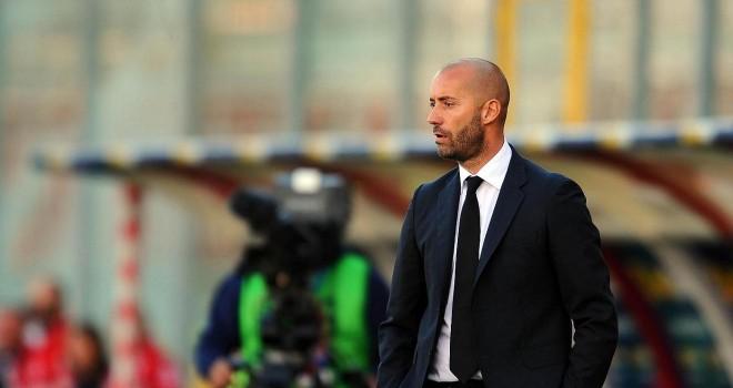 L'allenatore del Perugia Bucchi