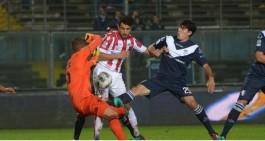 Il Brescia piega sul finale il Vicenza