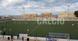 Atletico Vieste, occasioni, proteste e gol annullato: col Novoli è 0-0