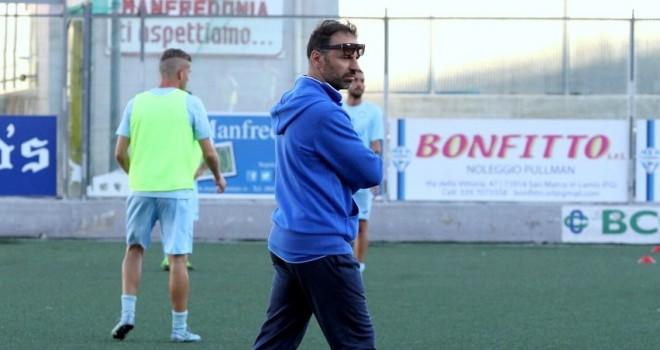 """Manfredonia, Catalano: """"Resto solo se ci sono le giuste condizioni"""""""