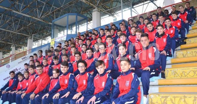 Focus giovanili, poker Accademia Borgomanero alla fase regionale