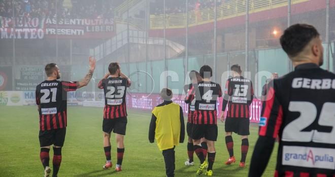 """CON CHI GIOCA IL FOGGIA? - Venezia tra il Foggia Calcio e il """"double"""""""