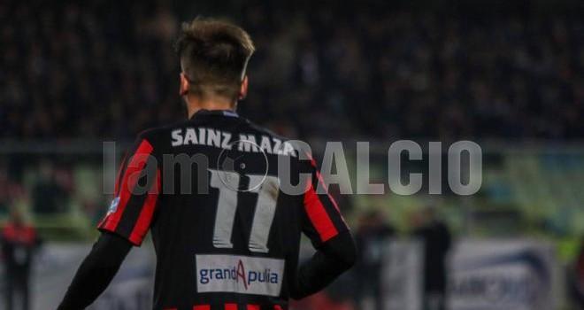 Sainz-Maza alla Sicula Leonzio