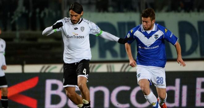 Pazzo Brescia amalo: 3-2 per cuori forti al Rigamonti, Cesena ko