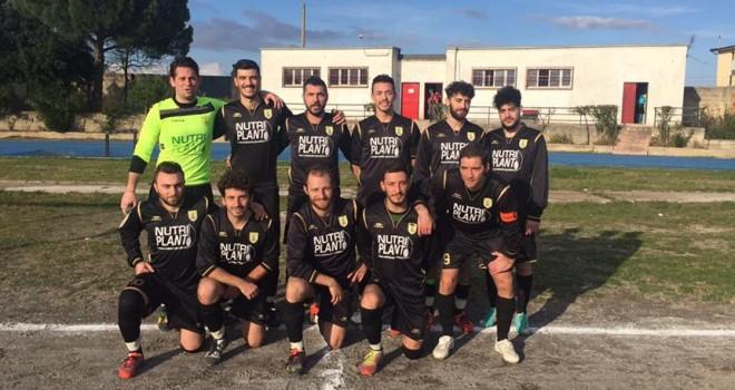"""Sporting Lavello, Tarricone: """"Siamo saliti senza allenarci"""""""