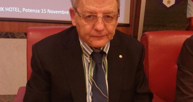 Gli auguri di Buona Pasqua di Piero Rinaldi (Presidente CR Basilicata)